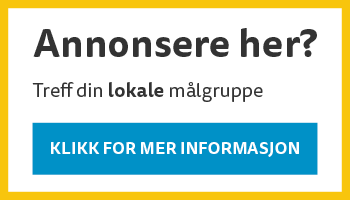 Annonse: Annonsere her?